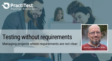 Testing Without Requirements