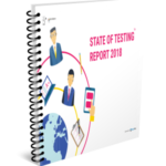 2018 state of testing report