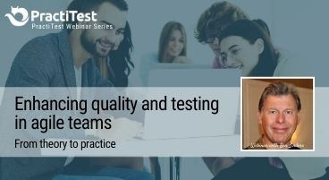 Enhancing quality and testing in agile teams from theory to practice