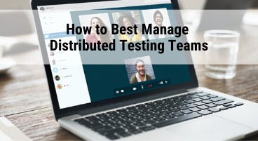 Manage distributed teams