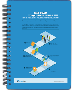 road to QA excellence cover book